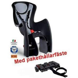 OKBaby Bodyguard Barnsits för pakethållare
