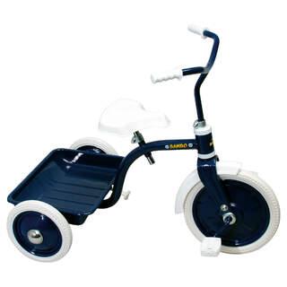 Trehjuling Bambo Blå